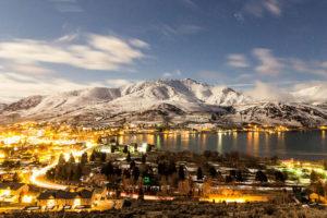 lake chelan winter massage